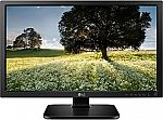 "24"" LG 24MB34PY-B Black FHD 1080p 5ms Monitor  $99.99 and more"