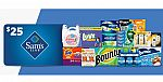 Sams Club - Get $25 Gift Card on $100+ Select P&G Products