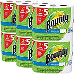 12-Huge Rolls Bounty Select-a-Size Paper Towels $22