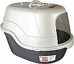 Nature's Miracle Oval Hooded Litter Box $17.91