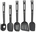 Calphalon 5-Piece Nylon Kitchen Cooking Utensil Set $12.50 (Save 58%)