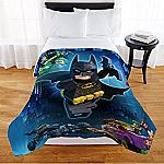 "Batman Lego Twin/Full ""No Way Brozay"" Reversible Comforter $25 (Save 48%, Prime Only)"