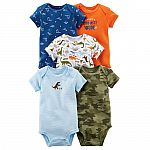 15-piece Carter's Baby Bodysuit $20 - Kohl's card required