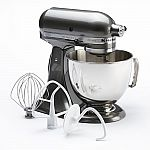 KitchenAid KSM150PS Artisan 5-qt. Stand Mixer $198 (After rebate) + $40 Kohl's cash