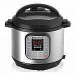 Instant Pot 7-In-1 3-Qt Pressure Cooker + $10 Kohl's Cash $59.50 + pickup