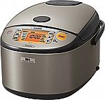 Zojirushi NP-HCC18XH Induction Heating System Rice Cooker and Warmer, 1.8 L $250 (Org $420)