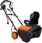 WEN 5662 Snow Blaster 13.5-Amp Electric Snow Thrower, 18-Inch $89