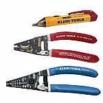 Home Depot - Extra 15% Off Klein Tools (Cut Strip and Test Kit $27 and more)