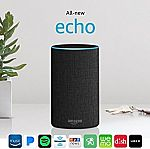 Amazon Echo (2nd Generation) $79.99 (Prime members only)