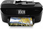 HP Envy 7640 Wireless All-in-One Photo Printer with Mobile Printing $50