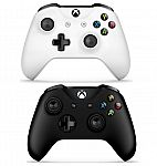 Microsoft Xbox One Wireless Controller $39.99