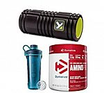Amazon Deal of Day - Foam Roller, Drink Bottle, and Supplements Sale