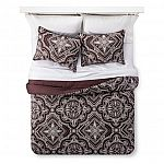Tile Comforter Set (TWIN) 100% Cotton $25.18 (Org $90) & More