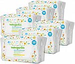 600-Count Babyganics Face, Hand & Baby Wipes (Fragrance Free) $13 (Prime)