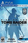Rise of the Tomb Raider PS4 (Used) $4.99