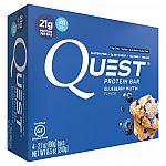 Buy 1 Get 1 50% Off Quest bars