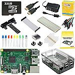 CanaKit Raspberry Pi 3 16GB Starter Kit $45, Ultimate Starter Kit $60