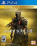 Dark Souls III: The Fire Fades Edition - (PS4 and XBox) $19.99