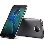 "Motorola 5.5"" Moto G5S Plus 32GB Unlocked Smartphone $230 (Save $50)"