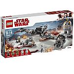 LEGO Star Wars Defense of Crait 75202 $42.49
