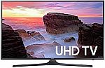 Samsung 50-Inch 4K UHD Smart TV with HDR Pro $379