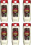 6-Pack Old Spice Fresher Collection Timber Body Wash, 16-oz for $8.88 ($1.50/Bottle)