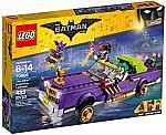LEGO Batman Movie The Joker Notorious Lowrider (70906) $21 (Lowest Price!)