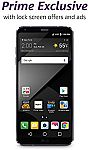 LG G6+ - 128 GB - Unlocked (AT&T/T-Mobile/Verizon) - Black - Prime Exclusive $450