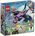 LEGO DC Super Hero Girls Batgirl Batjet Chase 41230 DC Collectible $15 (40% Off)