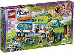 LEGO Friends Mia's Camper Van 41339 Building Kit (488 Piece) $44 (Save 20%)