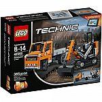 LEGO Technic Roadwork Crew 42060 $20 and more
