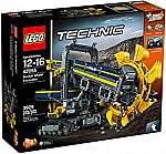 LEGO Technic Bucket Wheel Excavator $200
