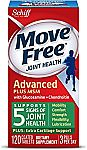 120-count Move Free Advanced Plus MSM $13.29 & More