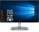 """Dell S2418H 24"""" InfinityEdge FHD IPS LED Monitor with Integrated Speakers $130"""