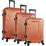 Timberland Boscawen 3-Piece Hardside Spinner Luggage Luggage Set $149