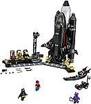 LEGO BATMAN MOVIE the Bat-Space Shuttle 70923 Building Kit (643 Piece) $63.99