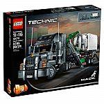 LEGO Technic Mack Anthem 42078 $180