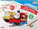 Fisher-Price Thomas & Friends Minis Advent Calendar Train Set $5 (Save 85%) and More