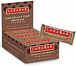 16-Count of 1.6oz Larabar Gluten Free Bars (Chocolate Chip Brownie) $7.86