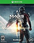 Mass Effect Andromeda Deluxe - Xbox One $11.10