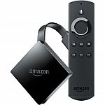 Amazon Fire TV Streaming Player 4K w/ Alexa Voice Remote $45 (with Google Checkout)