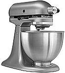 KitchenAid Classic 4.5 Qt Stand Mixer KSM75 $169