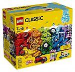 LEGO Classic Bricks on a Roll (10715) $30