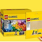 (Starts 2/3) LEGO 60th Anniversary Sale at Walmart: LEGO 60th Anniversary Exclusive Bundle $5.65 & More