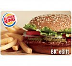 $25 Burger King Gift Card $20 and more