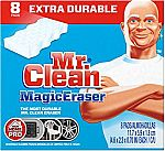 8-count Mr. Clean Magic Eraser Extra Power Home Pro Multi-Surface Cleaner $4.56