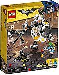 Lego Batman Movie 70920 Egghead Mech Food Fight $24 (Save 20%)