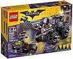 LEGO BATMAN MOVIE Two-Face Double Demolition 70915 Building Kit $36 (40% Off)
