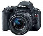 Canon EOS Rebel SL2 DSLR with EF-S 18-55mm Lens $480