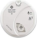 First Alert SCO5CN Combination Smoke and Carbon Monoxide Detector, Battery Operated $22